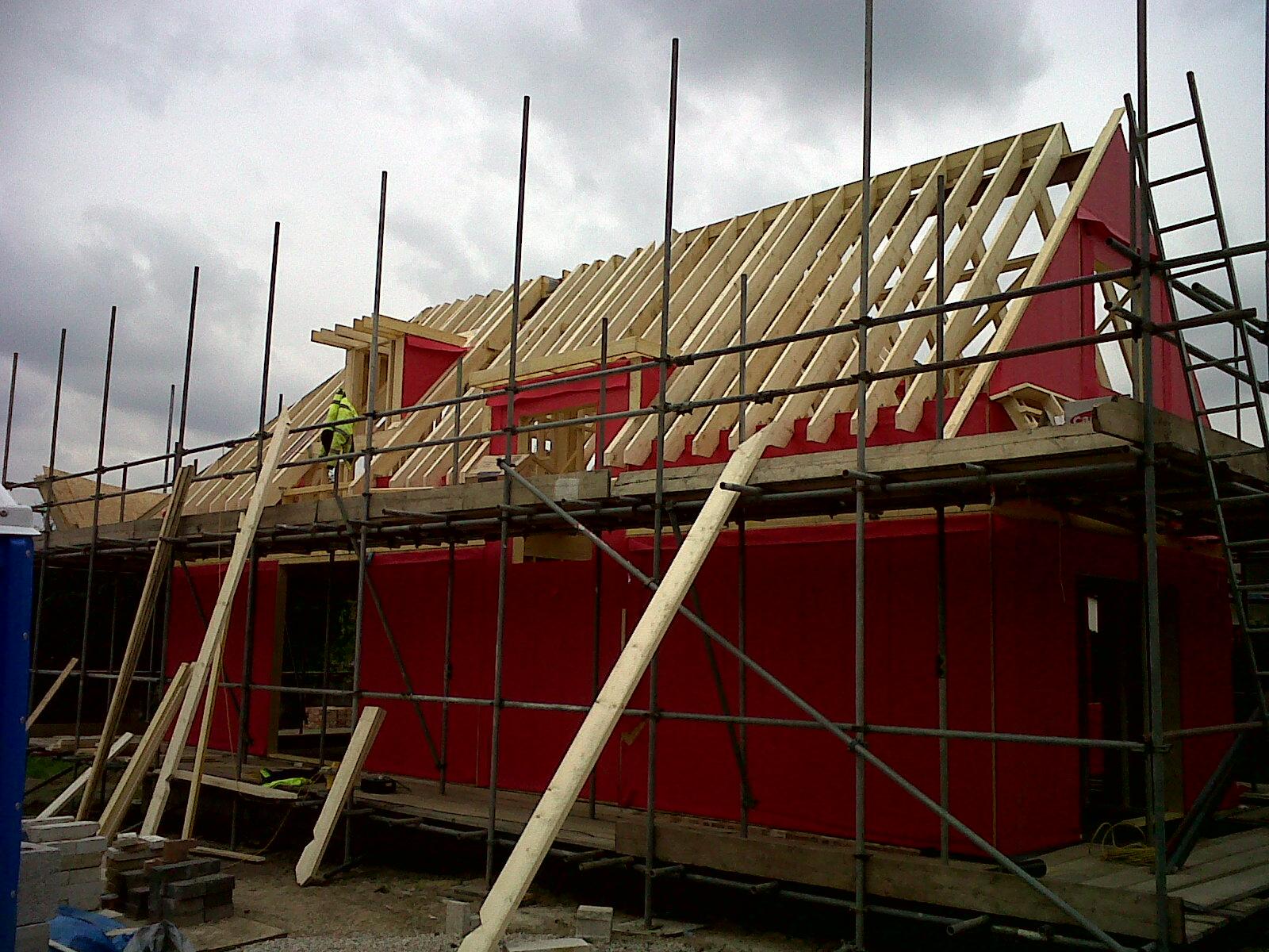 Builder east london loft conversion for Bathroom builders east london